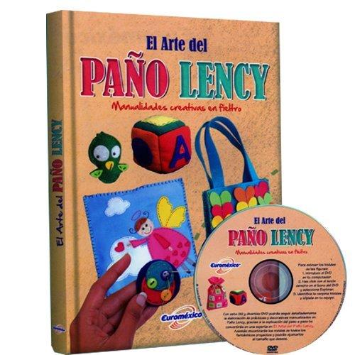 El Arte del Paño Lency, Manualidades creativas en fieltro 1 Vol
