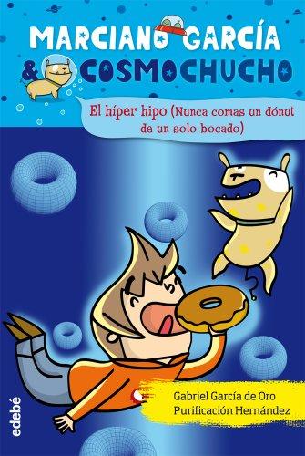 5. EL HÍPER HIPO (NUNCA TE COMAS UN DONUT DE UN SOLO BOCADO): Nunca comas un dónut de un solo bocado