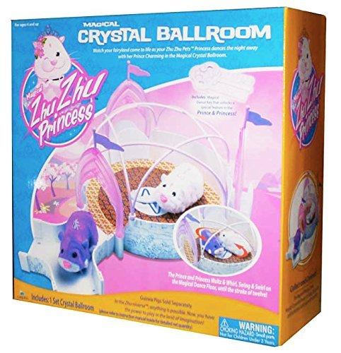 Zhu Zhu Pets Add On Playset Magical Crystal Ballroom Hamster NOT Included! [並行輸入品] B06XTDPTZV