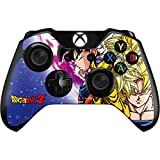 Dragon Ball Z Xbox One Controller Skin – Dragon Ball Z Goku Forms Vinyl Decal Skin For Your Xbox One Controller Review
