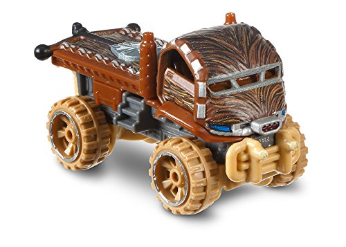 Hot Wheels Star Wars Character Cars 40th New Hope Chewbacca
