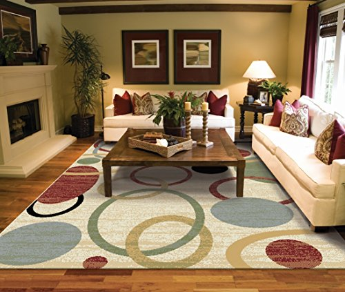 g Room 8x11 Cream Clearance Area Rugs 8x10 Under 100 (11 Contemporary Carpet)