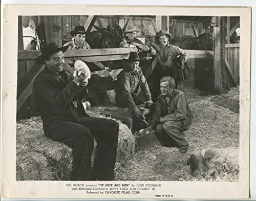 MOVIE PHOTO: Of Mice and Men 8