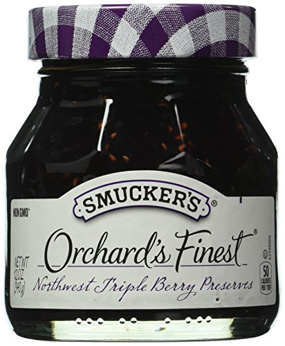 smuckers-orchards-finest-northwest-triple-berry-preserves-12-ounce-pack-of-6