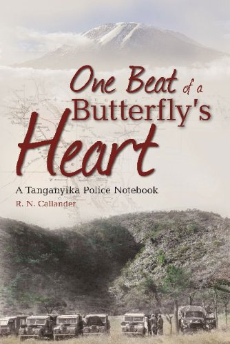 Read Online One Beat of a Butterfly's Heart: A Tanganyika Police Notebook ebook