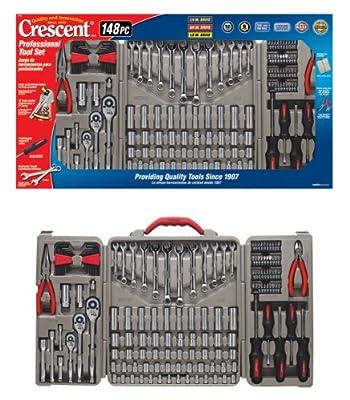 Crescent CTK148MP 148-Piece Professional Tool Set