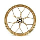 Areyourshop Front Wheel Rim For Honda CBR1000RR CBR 1000RR 2008-2014 Gold