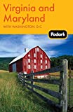 Fodor's Virginia & Maryland: With Washington, D.c. (Travel Guide)