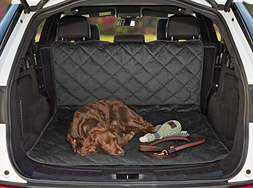 Orvis Grip-Tight Quilted Cargo Protector/Large, Slate, Large by Orvis