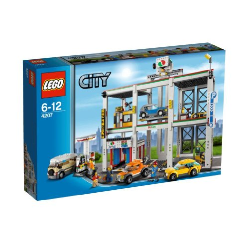 LEGO City Garage (4207)