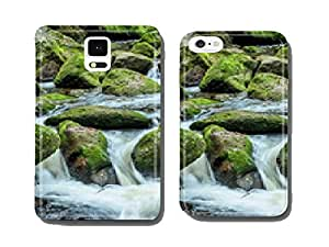 Creek with running water cell phone cover case iPhone6