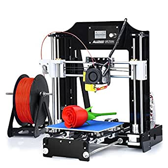 ALUNAR actualizado DIY Desktop 3D Printer RepRap Prusa i3 kit, de ...