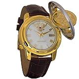 POLJOT PRESIDENT Russian Classic Luxury Quartz Mens Watch Limited Edition