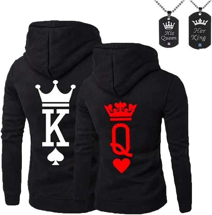 ejemplo de hoodies para parejas