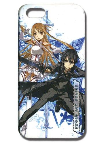 competitive price b1f53 8541e Sword Art Online: Asuna & Kirito Iphone 5 Case