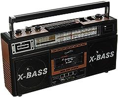 Retro Collection Boom Box