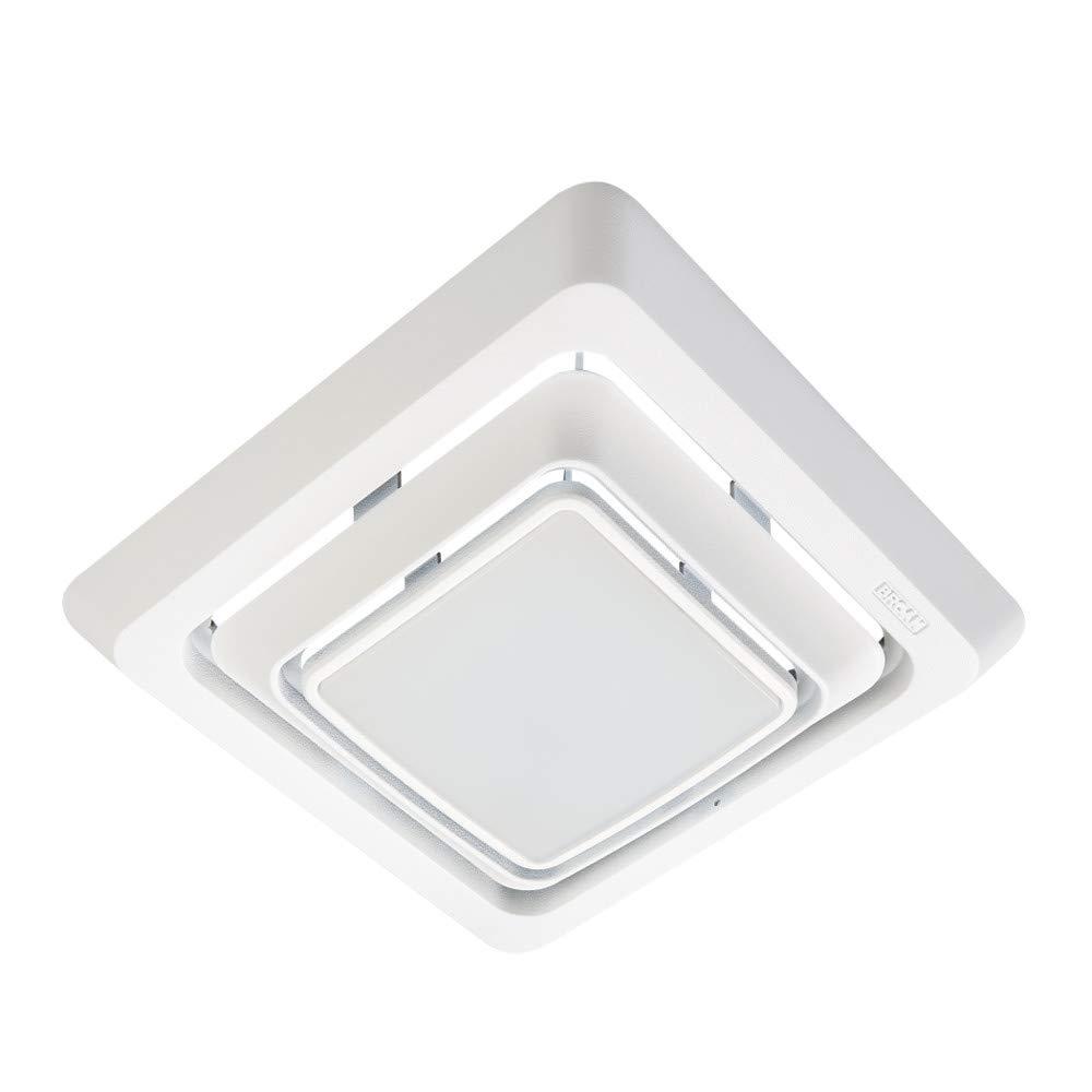 White Broan-NuTone FG600S Bath Fan LED Upgrade