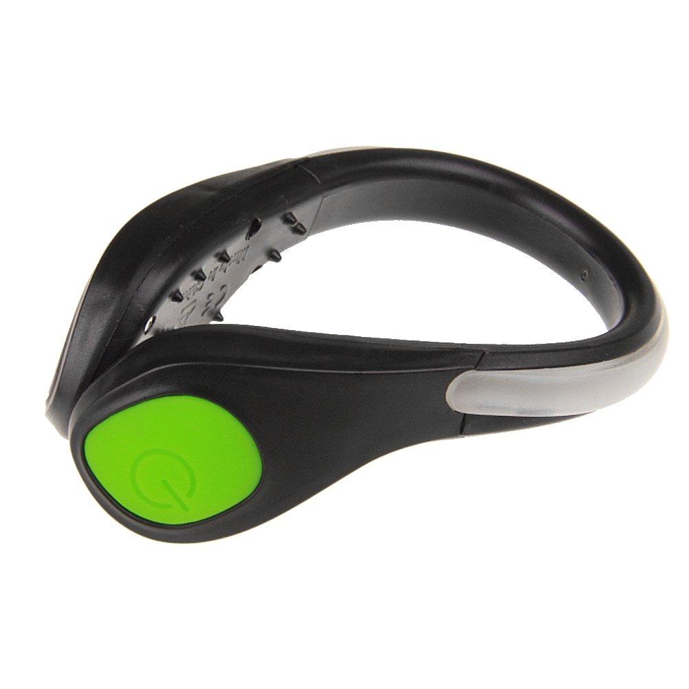 LIOOBO Clips de luz LED para Zapatos Seguridad Noche ...