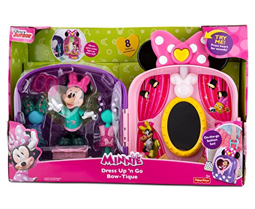 Fisher Price Disneys Minnie Bow Tique