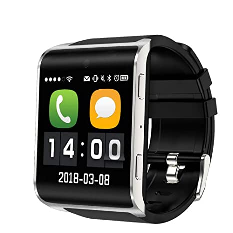 LQHLP Smart Watch WiFi Android Steps Heart Rate GPS ...