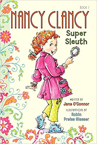 Image result for Nancy clancy, super sleuth book cover