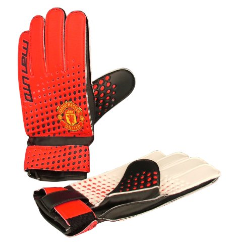 Manchester United Kids Goalie Gloves d4988d5de819
