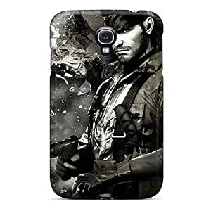 Premium Galaxy S4 Case - Protective Skin - High Quality For Metal Gear Solid