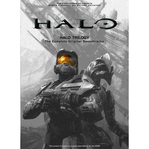 Halo Trilogy- The Complete Original Soundtracks (OST)
