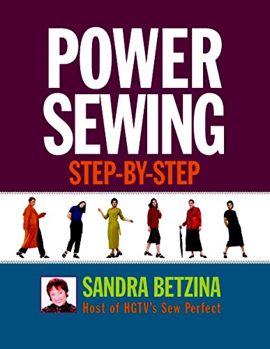 Power Sewing Step-by-Step - George Delivery Free
