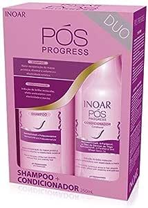 Inoar Pos Progress shampoo+conditioner