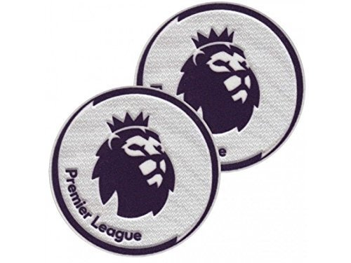 Premier League Soccer Patches 2017/18 + 2018/19 Football Jersey Badges Premiership Patch (Premier League Soccer Jerseys)