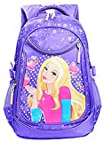 Cheap Beauty Girls Double Shoulders Backpack Large Space
