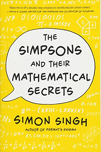 The Simpsons and Their Mathematical Secrets from St Martins Pr