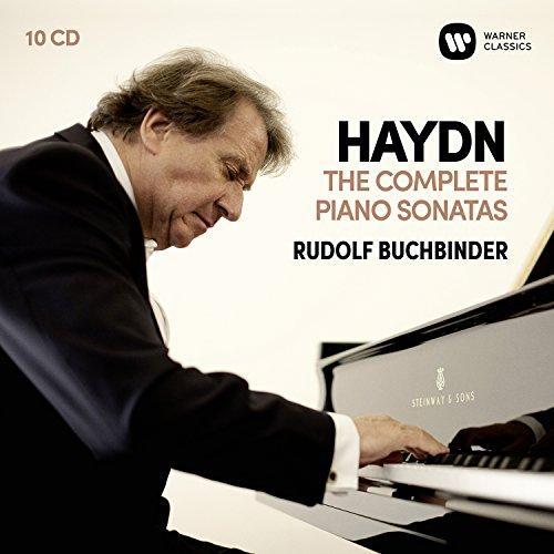 Piano Sonatas Box - Haydn: Complete Piano Sonatas (10CD)