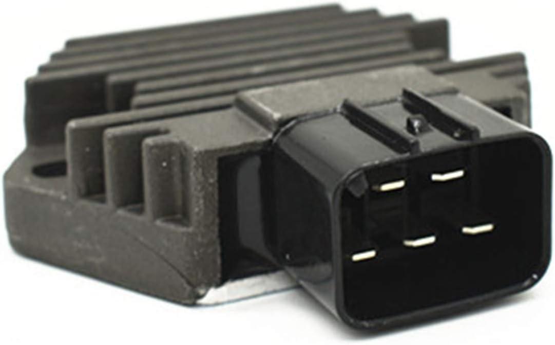 31600-HN5-671 Voltage Regulator Rectifier Compatible with Honda 1995-2009 TRX350 450S ES VT750 Replaces 31600-HN5-671 31600-HM7-830 31600-HN7-A21