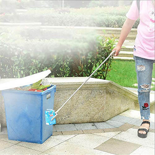 ZDYLM-Y Long Grabber Reacher, Thicken Durable Aluminum Alloy Garbage Picker, Used for Garbage Picking, Suitable for Wheelchairs and People with Disabilities by ZDYLM-Y (Image #1)