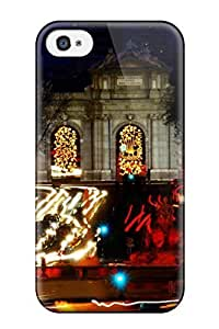 High-quality Durable Protection Case For Iphone 5C(puerta De Alcal??)