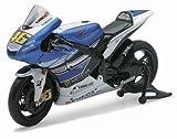 New Ray NR57583 2013 Yamaha YZR-M1 Valentino Rossi Monster Moto GP #46 Motorcycle Model 1/12
