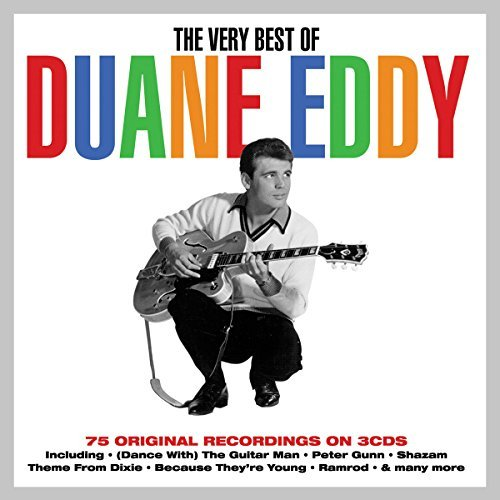 Duane Eddy - The Very Best Of Duane Eddy [3cd Box Set] By Duane Eddy - Zortam Music