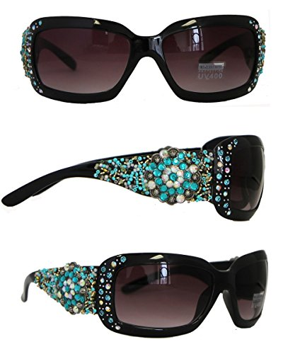 montana-west-uv400-sunglasses-rhinestones-floral-concho-over-beads-black