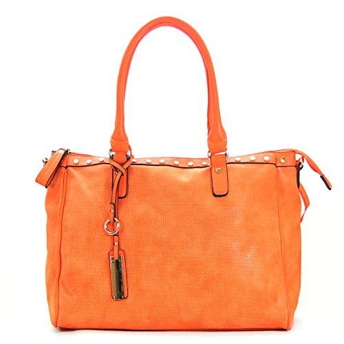 robert-matthew-giana-tote-tangerine