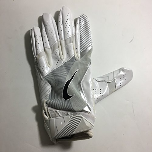 - 2016 Season LEFT HAND ONLY Brice Butler #19 Game Used Nike Vapor Jet Football Glove Dallas Cowboys XL