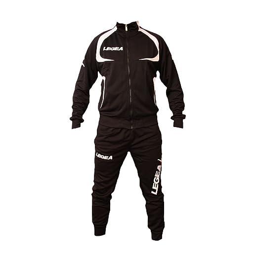 26cccd474 Tuta Uomo Legea Puebla Calcio Calcetto Allenamento Fitness Runnig Palestra  2016: Amazon.it: Abbigliamento