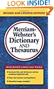 #1: Merriam-Webster's Dictionary and Thesaurus, Newest Edition (c) 2014