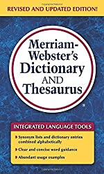 Image of the product Merriam Websters that is listed on the catalogue brand of Merriam-Webster.