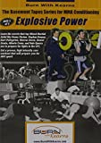 Burn with Kearns MMA conditioning Explosive power DVD2