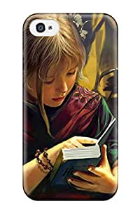 New Fashionable MaryPBarker ZbkBEjP4863iHwdq Cover Case Specially Made For Iphone 4/4s(child Fantasy)