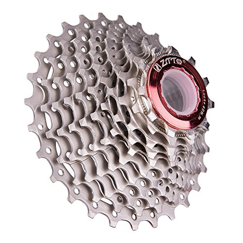 Constructive Bicycle 10-speed Gear Unit Cassette Shimano M771 12t Cs-m771-12 Novel Design; In