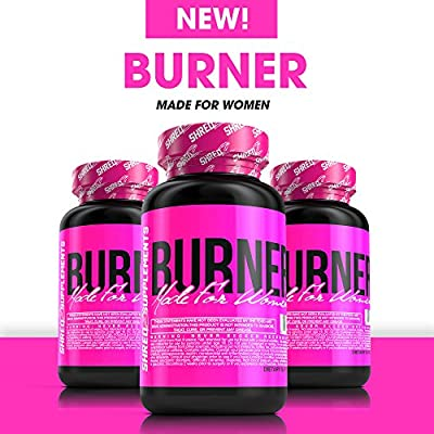 SHREDZ® Burner for Women - Lose Weight, Increase Energy, Best Way to Shed Pounds!
