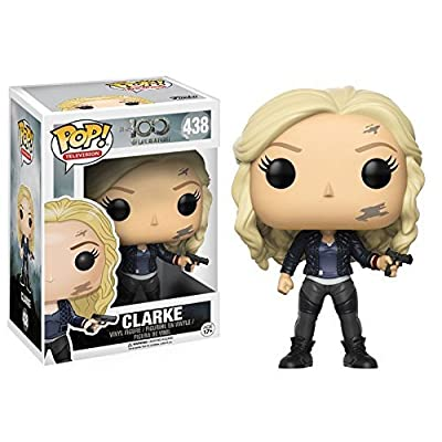 Funko POP TV The 100 Clark Griffin Toy Figure: Funko Pop! Television:: Toys & Games